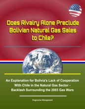 Does Rivalry Alone Preclude Bolivian Natural Gas Sales to Chile? An Explanation for Bolivia's Lack of Cooperation With Chile in the Natural Gas Sector: Backlash Surrounding the 2003 Gas Wars