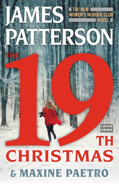 The 19th Christmas - James Patterson & Maxine Paetro book cover