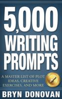 Bryn Donovan - 5,000 WRITING PROMPTS artwork
