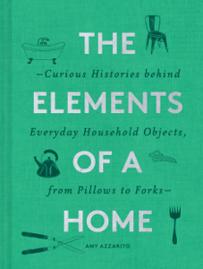 The Elements of a Home Book Cover