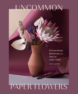 Uncommon Paper Flowers Book Cover
