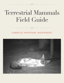 Terrestrial Mammals Field Guide