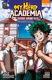 Roman My Hero Academia T03 PDF Download