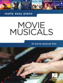 Really Easy Piano Songbook - Movie Musicals Book Cover