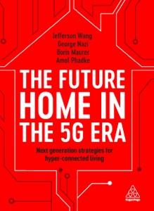 The Future Home in the 5G Era Book Cover