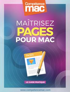 Maîtrisez Pages sur Mac La couverture du livre martien