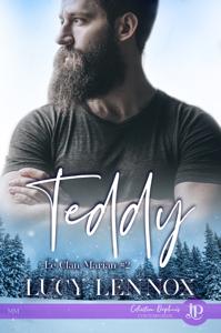 Teddy La couverture du livre martien