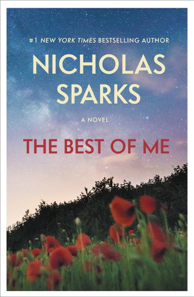 The Best of Me - Nicholas Sparks book cover