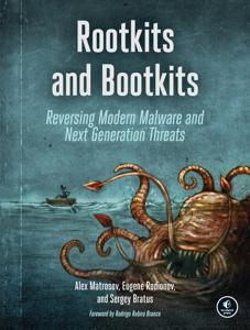 Rootkits and Bootkits La couverture du livre martien