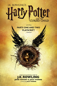 Harry Potter and the Cursed Child - Parts One and Two Boekomslag