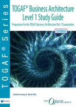 TOGAF(R) Business Architecture Level 1 Study Guide