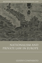 Nationalism And Private Law In Europe