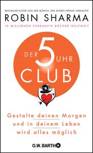 Der 5-Uhr-Club Buch-Cover