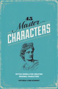 45 Master Characters, Revised Edition Couverture de livre