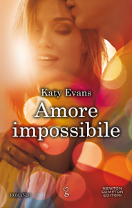 Amore impossibile Libro Cover
