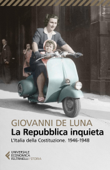 La Repubblica inquieta Book Cover