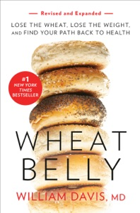 Wheat Belly (Revised and Expanded Edition) Book Cover