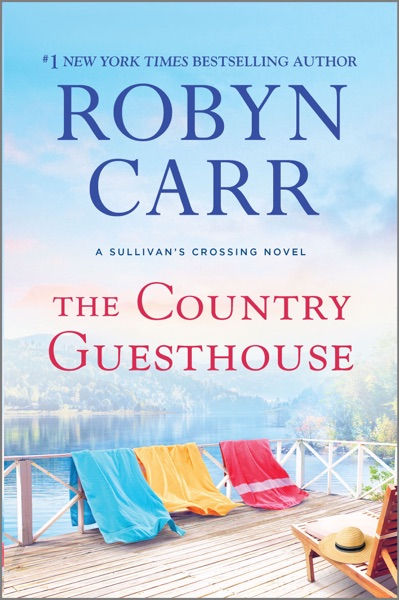 The Country Guesthouse - Robyn Carr book cover