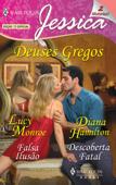 Deuses gregos Book Cover