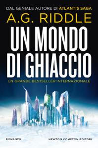 Un mondo di ghiaccio Libro Cover