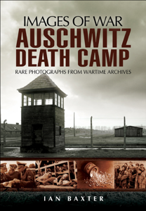 Auschwitz Death Camp Buch-Cover