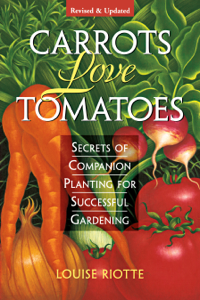 Carrots Love Tomatoes Book Cover