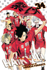 Haikyu!!, Vol. 34