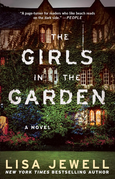 The Girls in the Garden - Lisa Jewell book cover