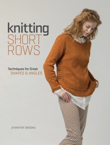 Knitting Short Rows Book Cover
