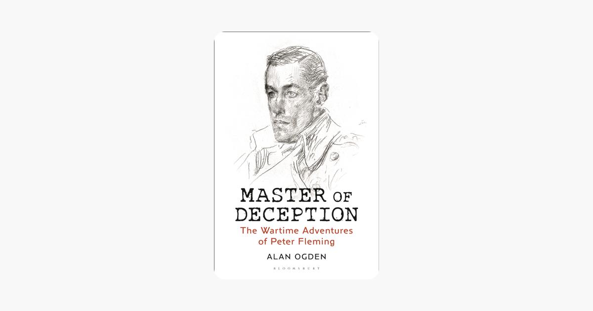 Master of Deception - Alan Ogden