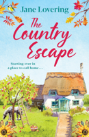Jane Lovering - The Country Escape artwork