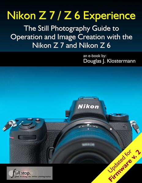 Nikon Z7 / Z6 Experience
