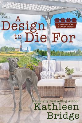 Kathleen Bridge - A Design to Die For book