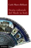 Storia culturale del Made in Italy Book Cover