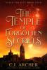 C.J. Archer - The Temple of Forgotten Secrets artwork