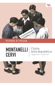L'Italia della Repubblica - 2 giugno 1946 - 18 aprile 1948 Copertina del libro