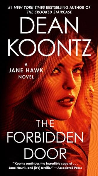 The Forbidden Door - Dean Koontz book cover
