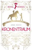 Jana Hoch - Royal Horses (2). Kronentraum artwork