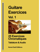 Guitare Exercices Vol. 1