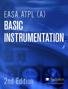 EASA ATPL Basic Instruments 2020 Boekomslag