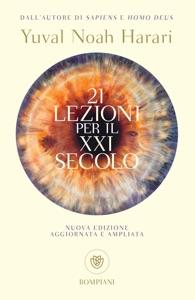 21 lezioni per il XXI secolo Book Cover