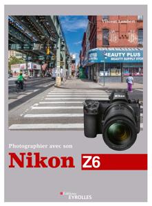 Photographier avec son Nikon Z6 La couverture du livre martien