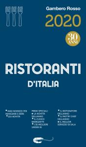 Ristoranti d'Italia 2020 Copertina del libro