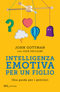 Intelligenza emotiva per un figlio Libro Cover