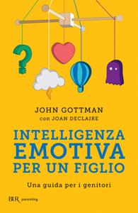 Intelligenza emotiva per un figlio Copertina del libro