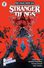 Free Comic Book Day 2019 (General) Stranger Things/Black Hammer