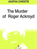 Agatha Christie - The Murder  of  Roger Ackroyd artwork