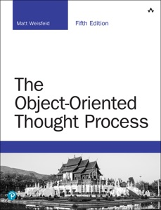 The Object-Oriented Thought Process, 5/e Book Cover