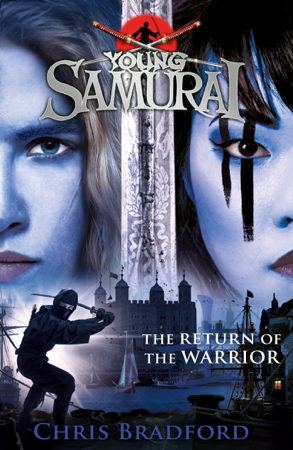 The Return of the Warrior (Young Samurai book 9) - Chris Bradford