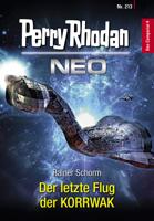 Perry Rhodan Neo 213: Der letzte Flug der KORRWAK ebook Download